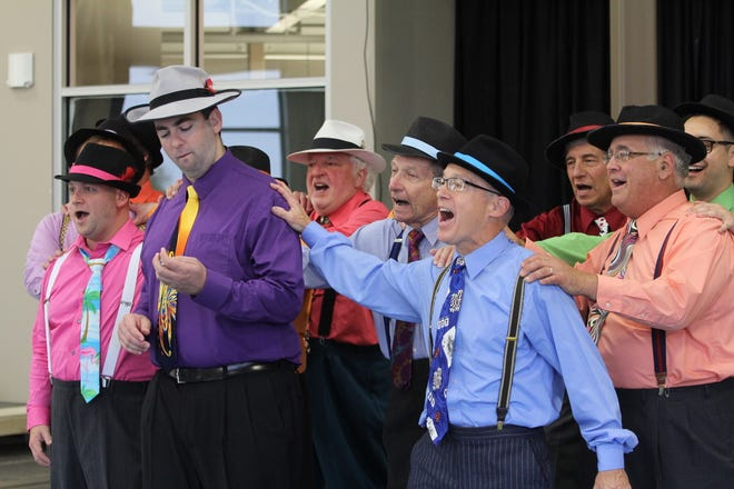 """Youth Theatre Company will stage the classic Broadway musical """"Guys and Dolls"""" Oct. 25-28 at St. Vincent de Paul's newly constructed Community Center."""
