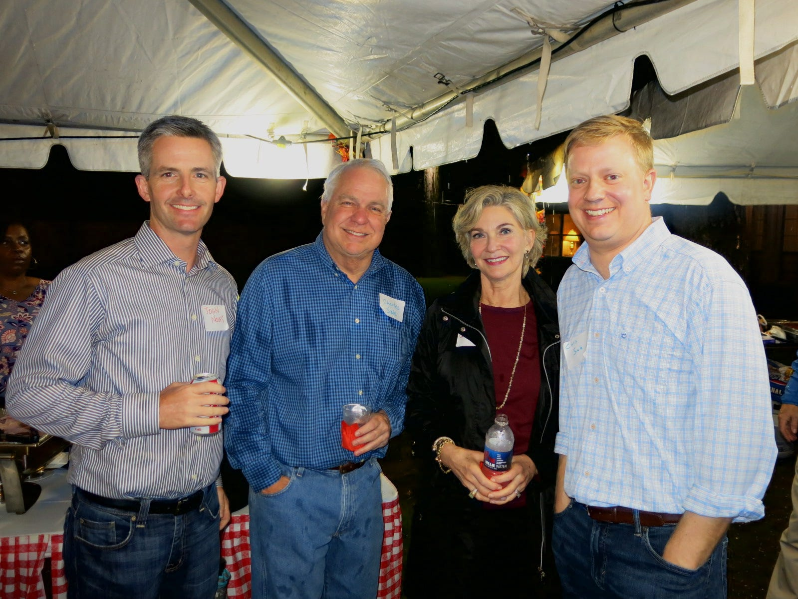 Willis-Knighton Fall Barbecue was Oct. 9 at Elrod Cedar Lodge.