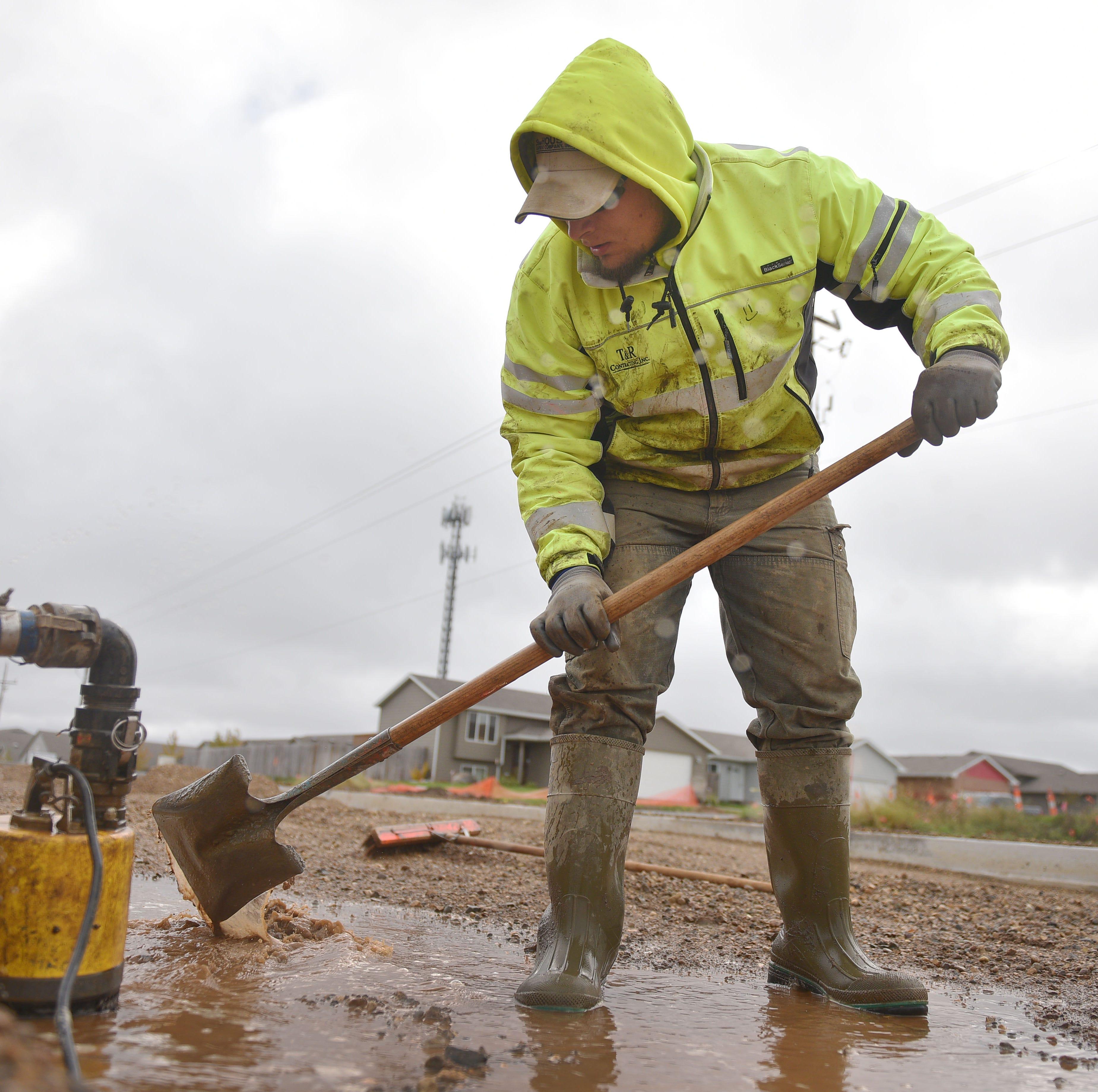City Hall: Ellis Road construction will last until at least September