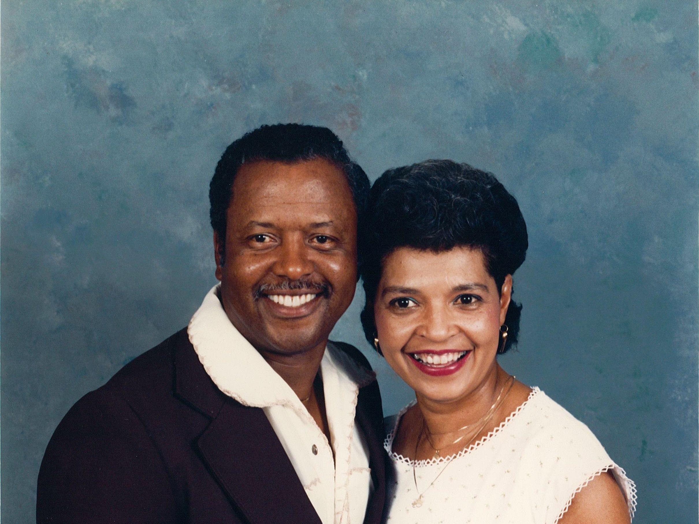 Homer Boyd and his wife, Bettye.