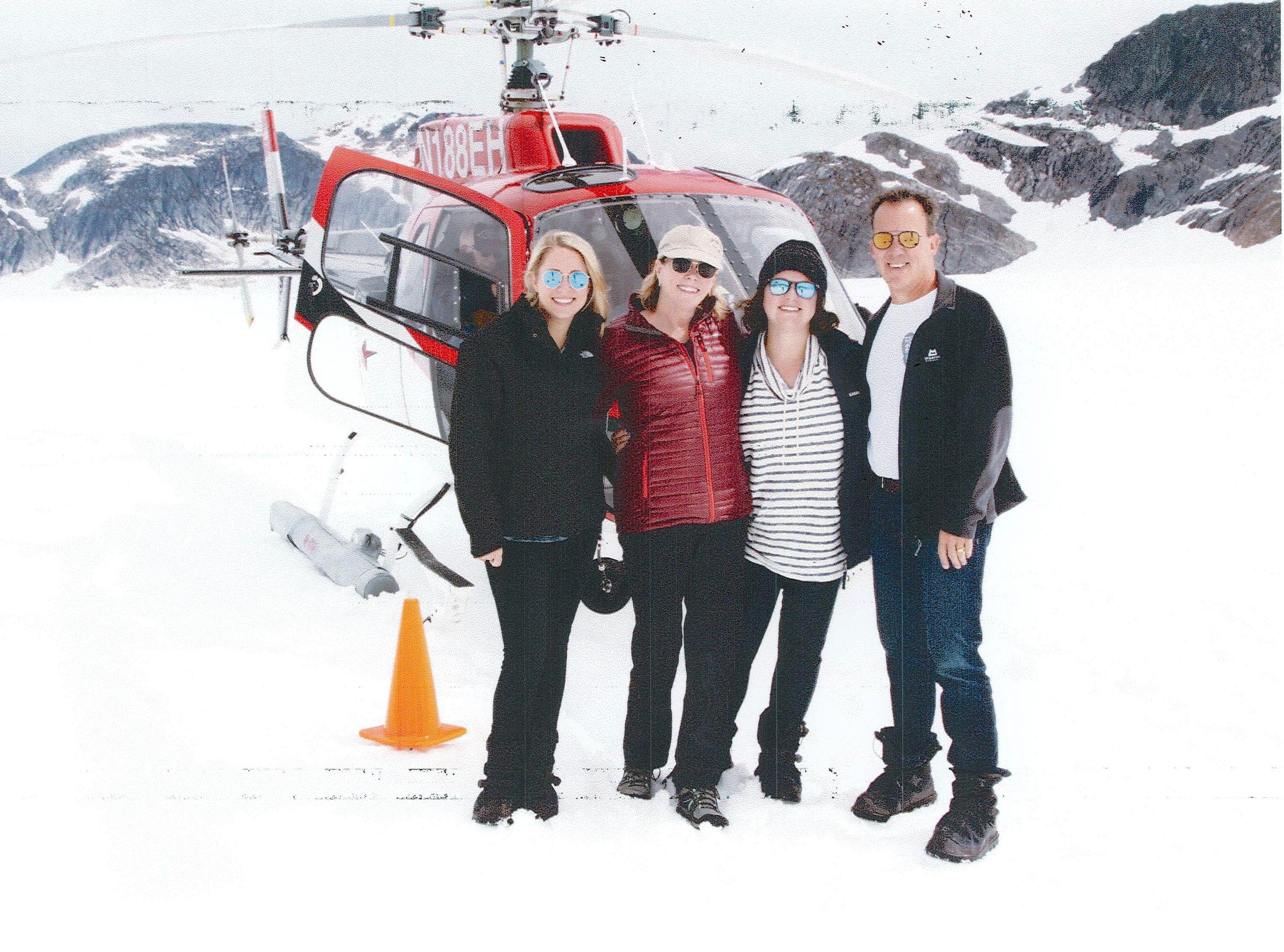 Tom Prater's family