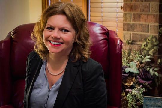 Maggie Tuck is running for Greene County Clerk