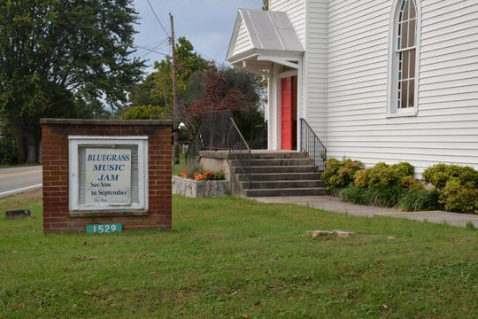 A Bluegrass Spirit Jam is held every Tuesday at the old Westview Methodist Church on Parkersburg Turnpike in Swoope.