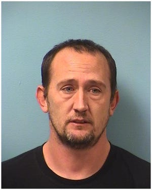 Mark Aaron Jacobson, 36, charged with felony domestic assault.