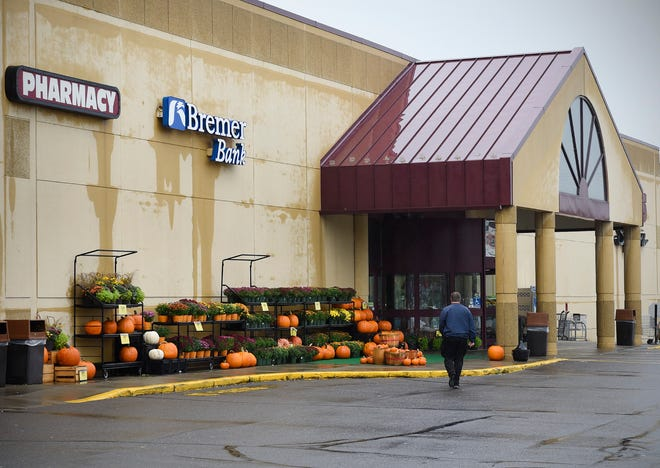 The Sauk Rapids Coborn's Superstore is shown here Wednesday, Oct. 10, at 110 1st St. S.