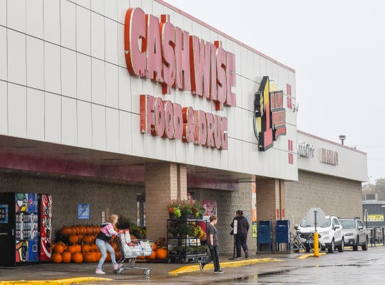 Gate City Bank will replace the TCF Bank branch that closed in 2018 inside Cash Wise Foods in St. Cloud.