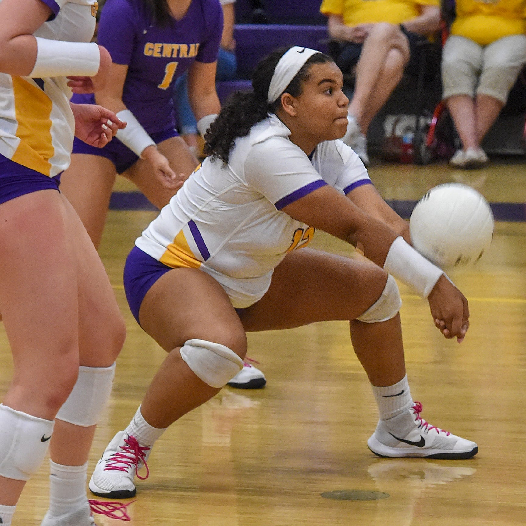 Fort Pierce Central volleyball team ready to end district title drought