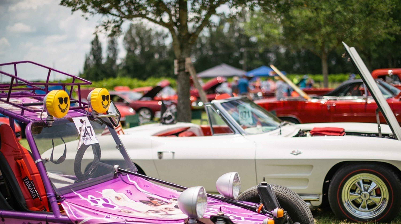 Summer Crush Winerys Fall Car Shows To Benefit Three Local Charities - Vero beach car show 2018