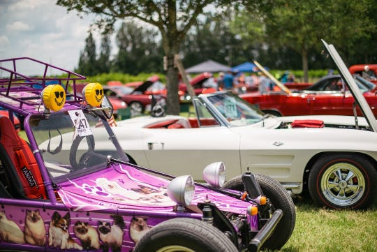 All classic and collectibles are invited to car shows Oct. 20 and Nov. 11.