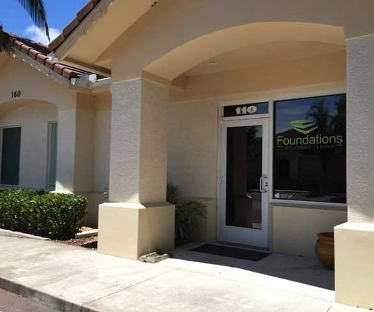 Foundations Wellness Center, Port St. Lucie Facility.
