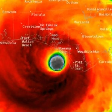 Hurricane Michael could surpass Andrew in power because of strong winds, low pressure