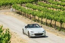 Come to the All Florida Mazda Miata Cruise In to the Vineyard on Nov. 10.