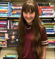 Summer Smiciklas, 15, is a member of Vero Beach Book Store's Galley Rally book club. Teens get to read young adult book galleys and write reviews.
