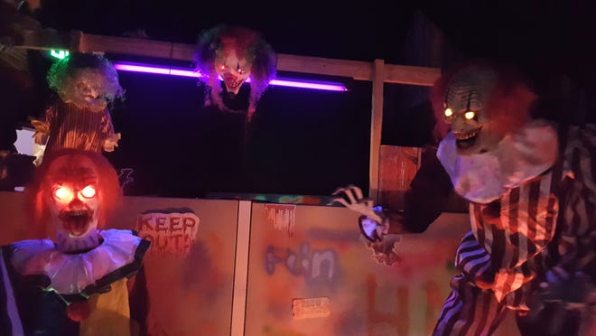 Two Trees Escape is hosting Haze Maze Ventura, a charity haunted house, with the Kensington Foundation in support of children who have suffered brain damage.