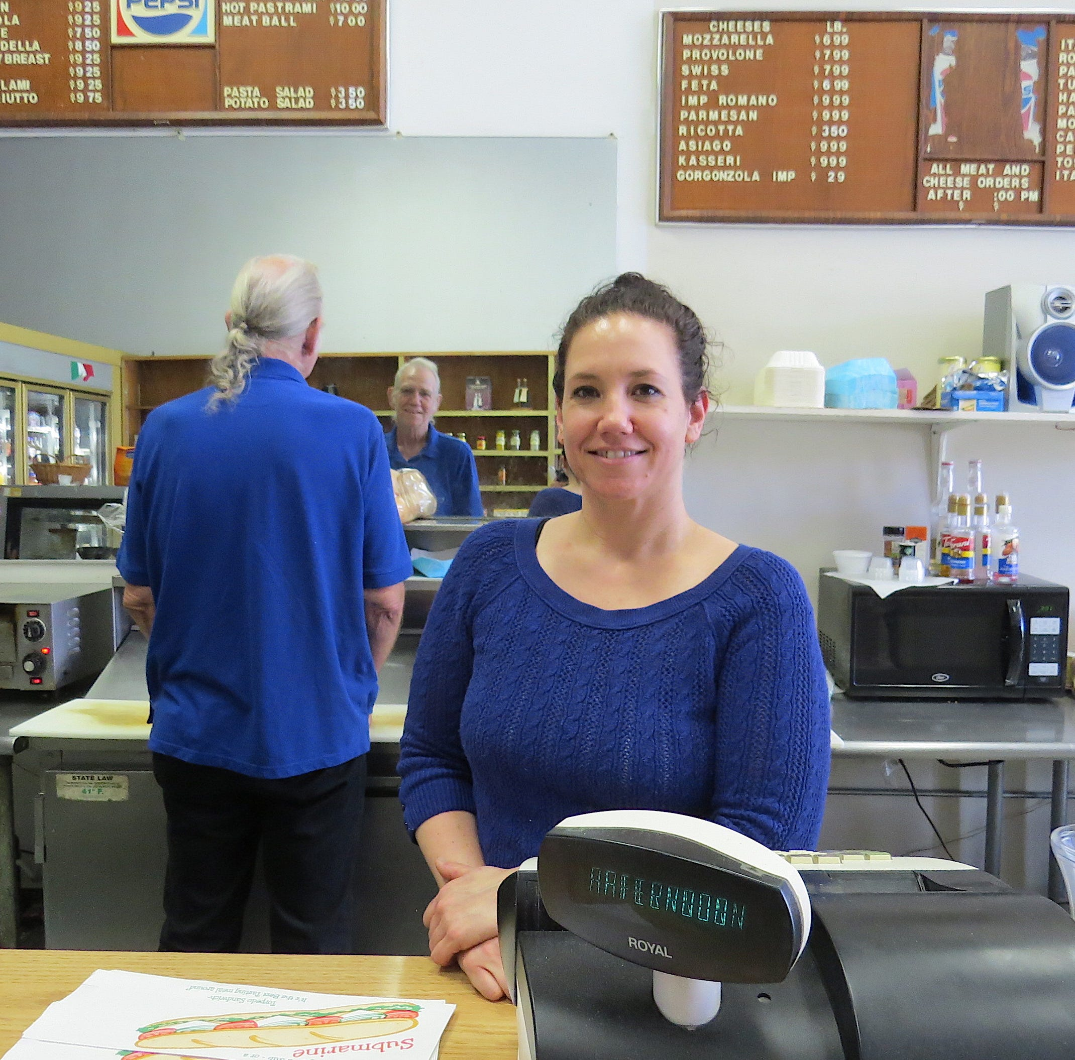 Cafe Society: Service with a smile as daughter takes reins at Ventura's Italian grocery