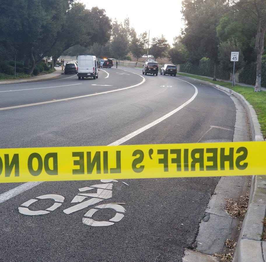 Hillcrest Drive between Black Oak Street and Skyline Drive in Thousand Oaks were closed Wednesday morning as the Ventura County Sheriff's Office investigated a deputy-involved shooting Wednesday morning.
