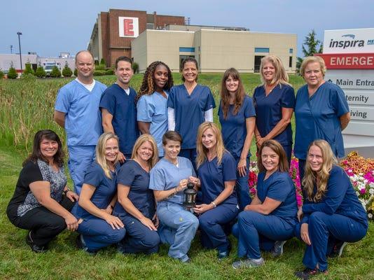 Inspira Medical Center Elmer Emergency Dept Lantern Award 003