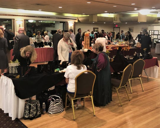 Inspira Auxiliary Cumberland County held its third annual Art Etc. event on Sept. 21. The event featured an opportunity for artists and art enthusiasts to meet.