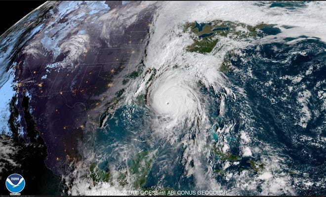 Tropical Storm Michael is approaching the Mid-Atlantic, and the National Weather Service has issued warnings for the region.