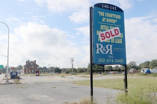 Agents for the German grocery store company Lidl closed last week on the sale of a 7.5-acre stretch of land on U.S. 13 between Kings Highway and Maple Parkway for $3.4 million.