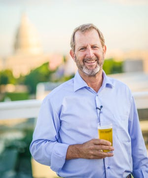 Gary Fish, founder of Deschutes Brewery in Bend, Ore., believes he can turn anyone into a beer drinker.