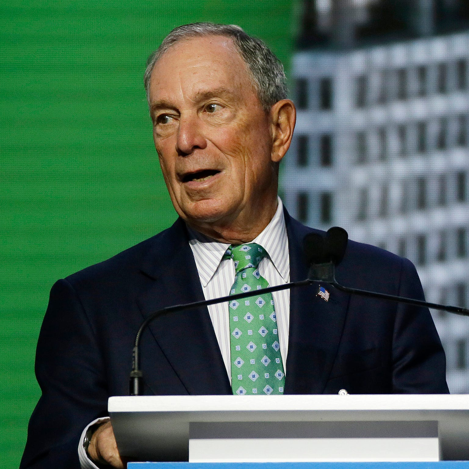 Why Michael Bloomberg donated a record $1.8B to Johns Hopkins University