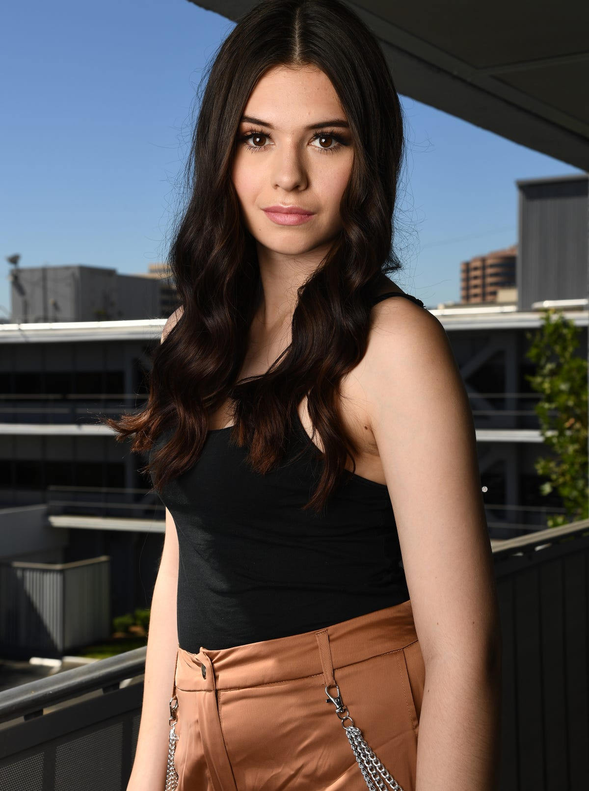 Nicole Maines plays first transgender superhero in CW's