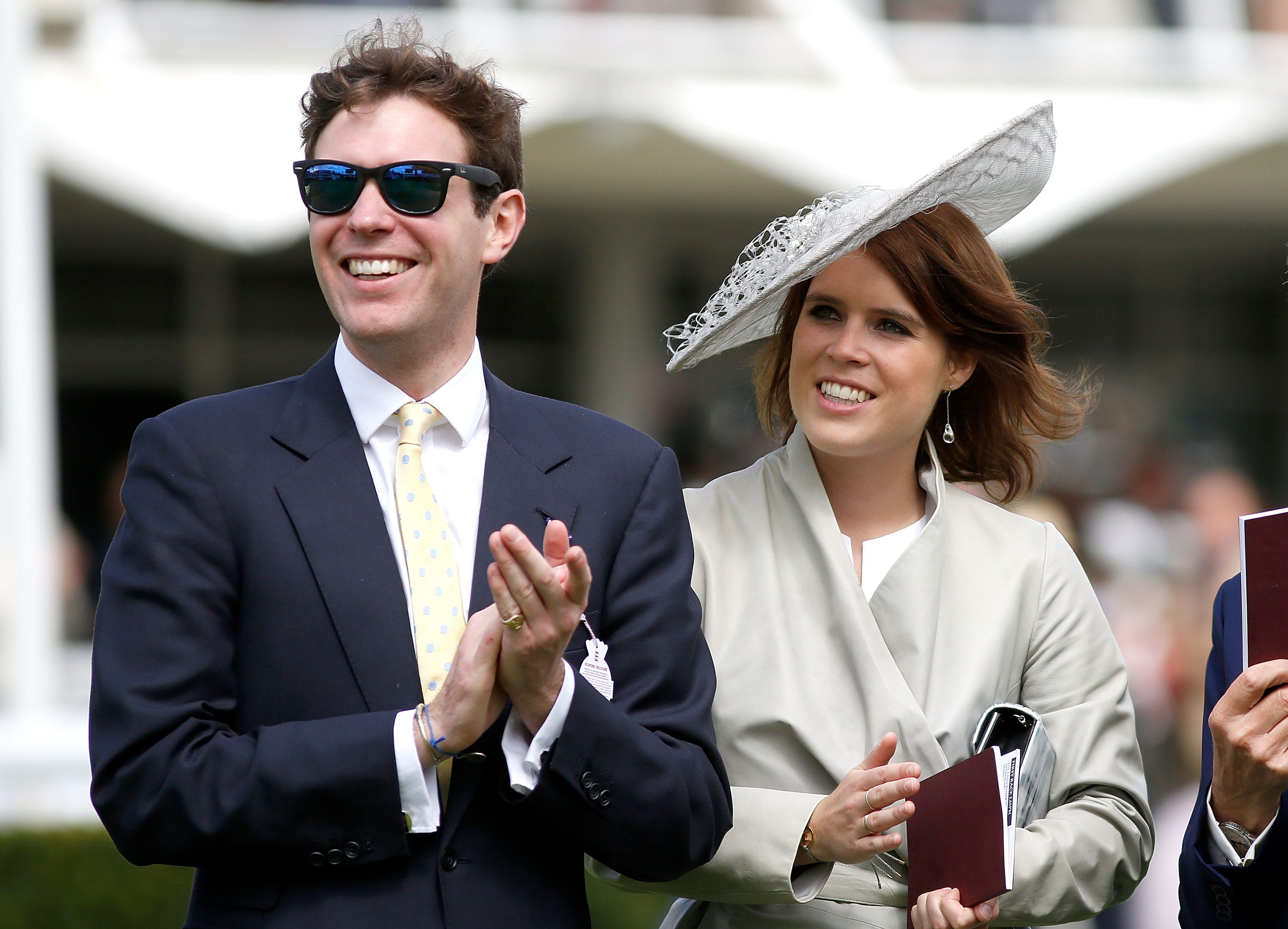 Princess Eugenie's groom: Who is Jack Brooksbank? And how does he know George Clooney?