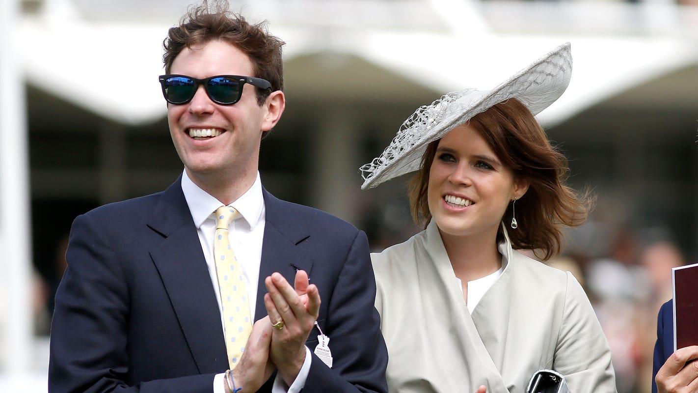 Princess Eugenie husband Jack Brooksbank expecting first child – USA TODAY
