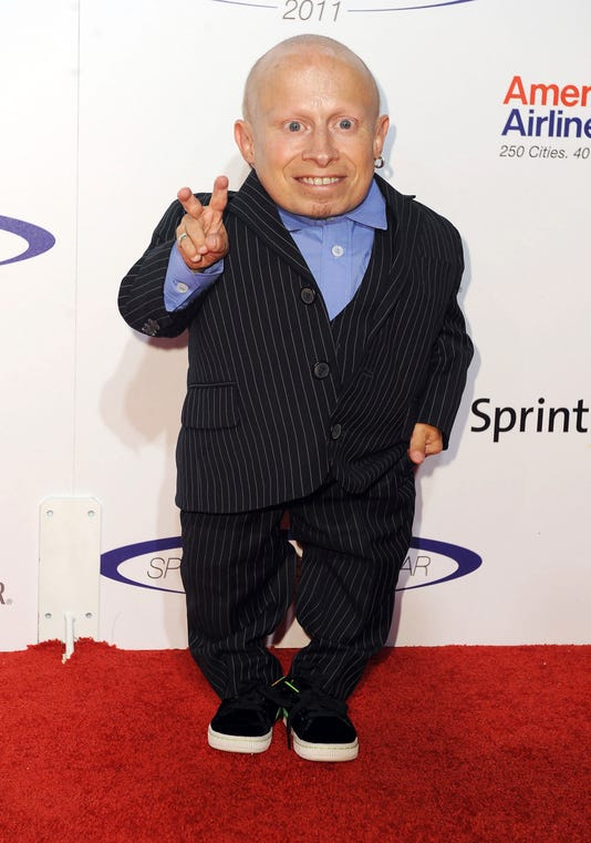 Ap People Verne Troyer A Ent Usa Ca