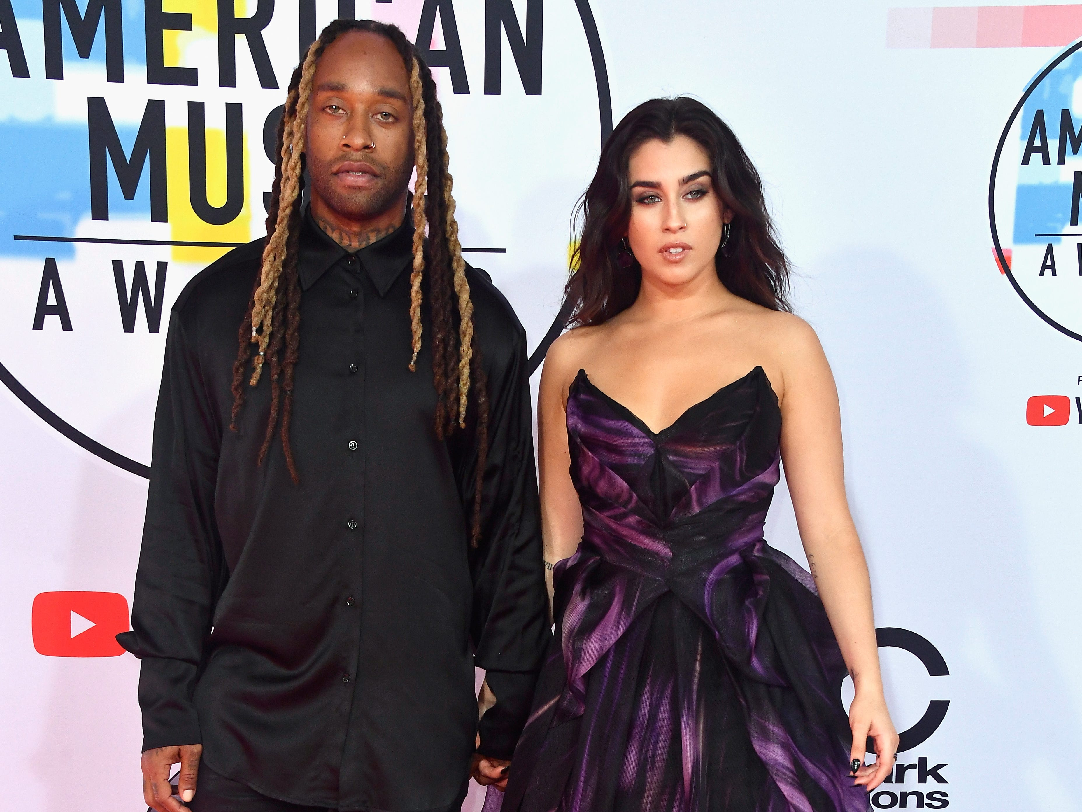Ty Dolla Sign and Lauren Jauregui