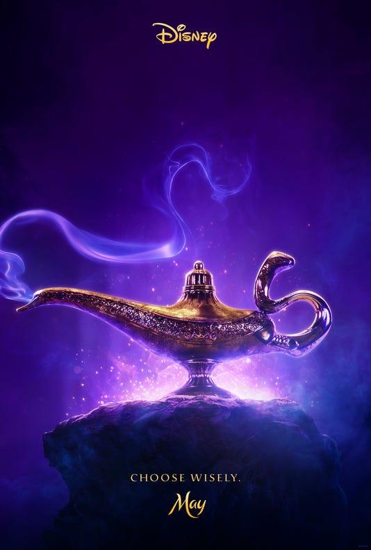 Aladdin Teaser 1 Sht V1a Sm