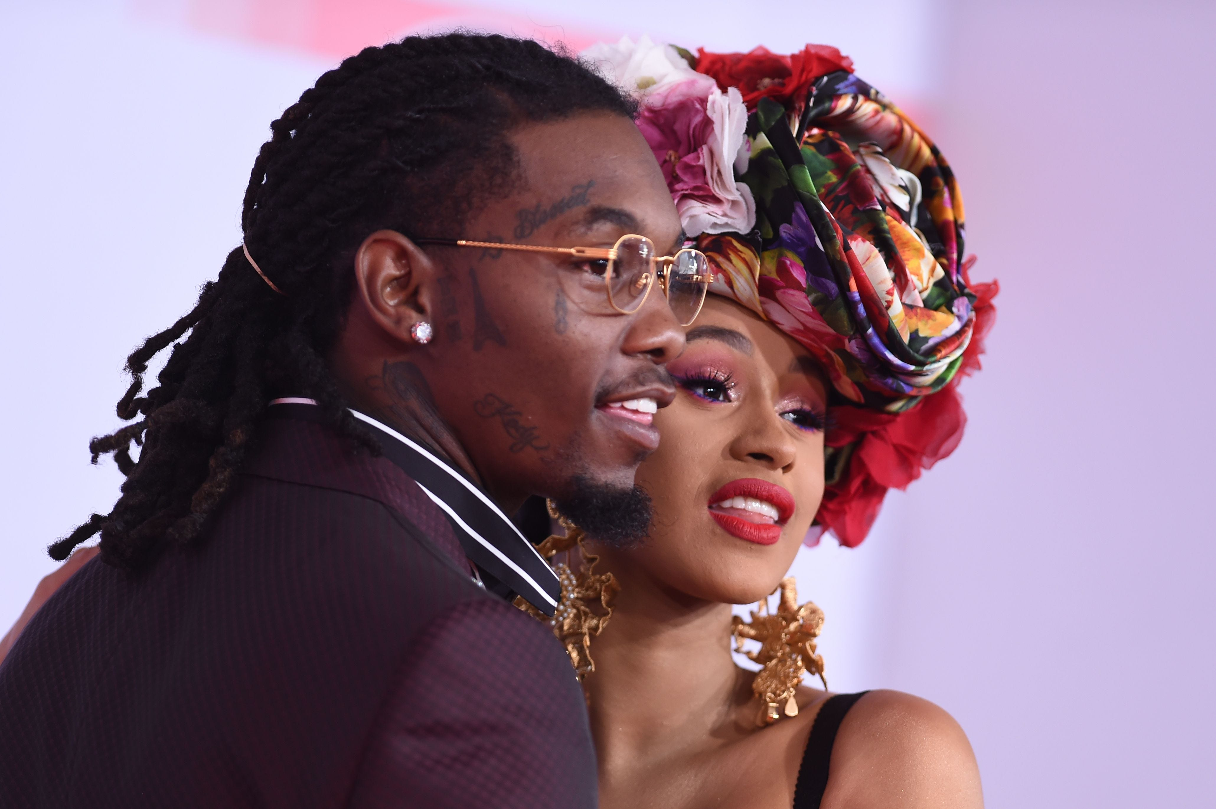 Cardi B shares first pic of Kulture as Offset's alleged mistress atones for role in split