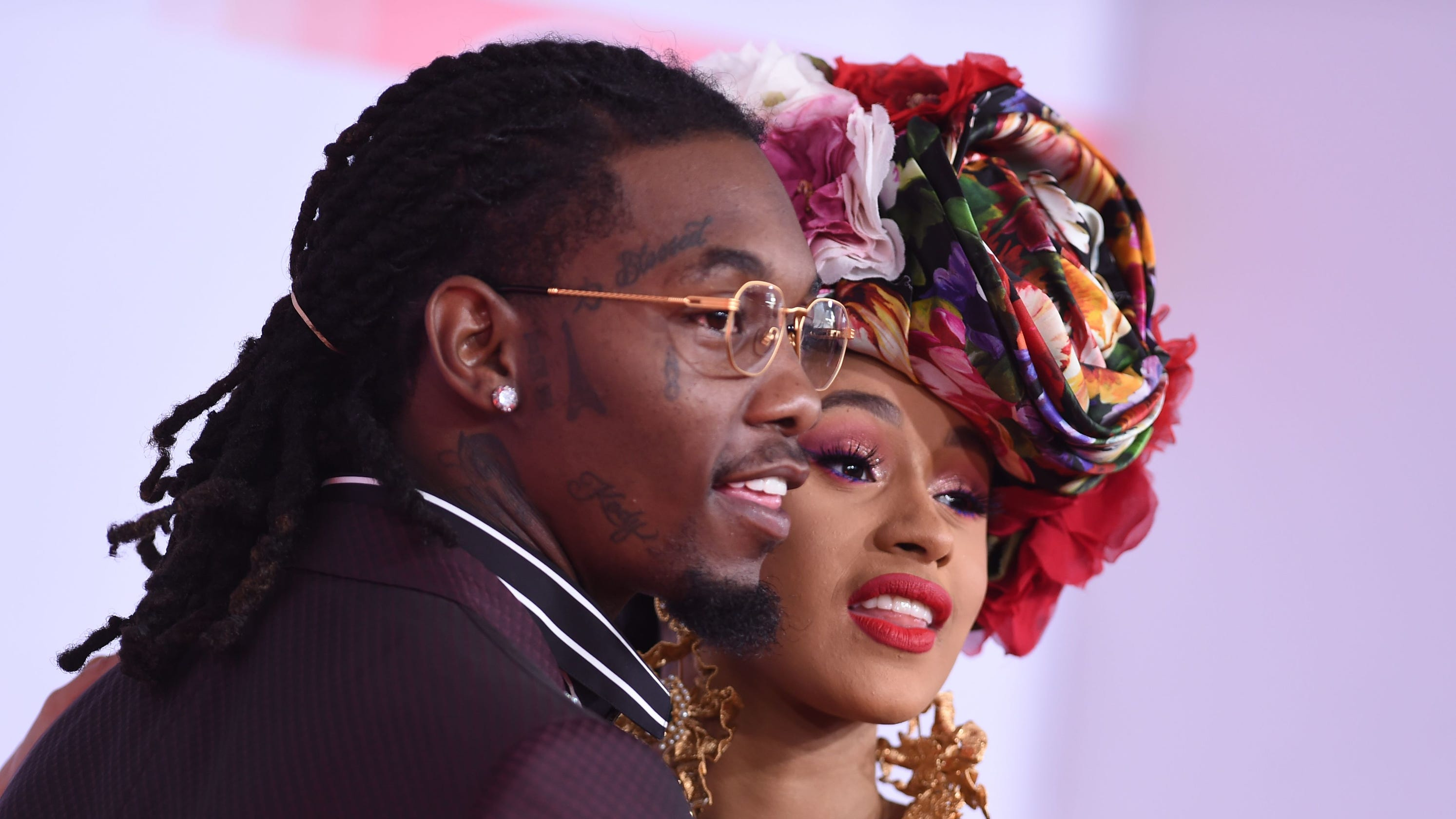 Cardi B Says Offset Has Picked Their Baby S Name: Offset Says He Misses Cardi B Following Split