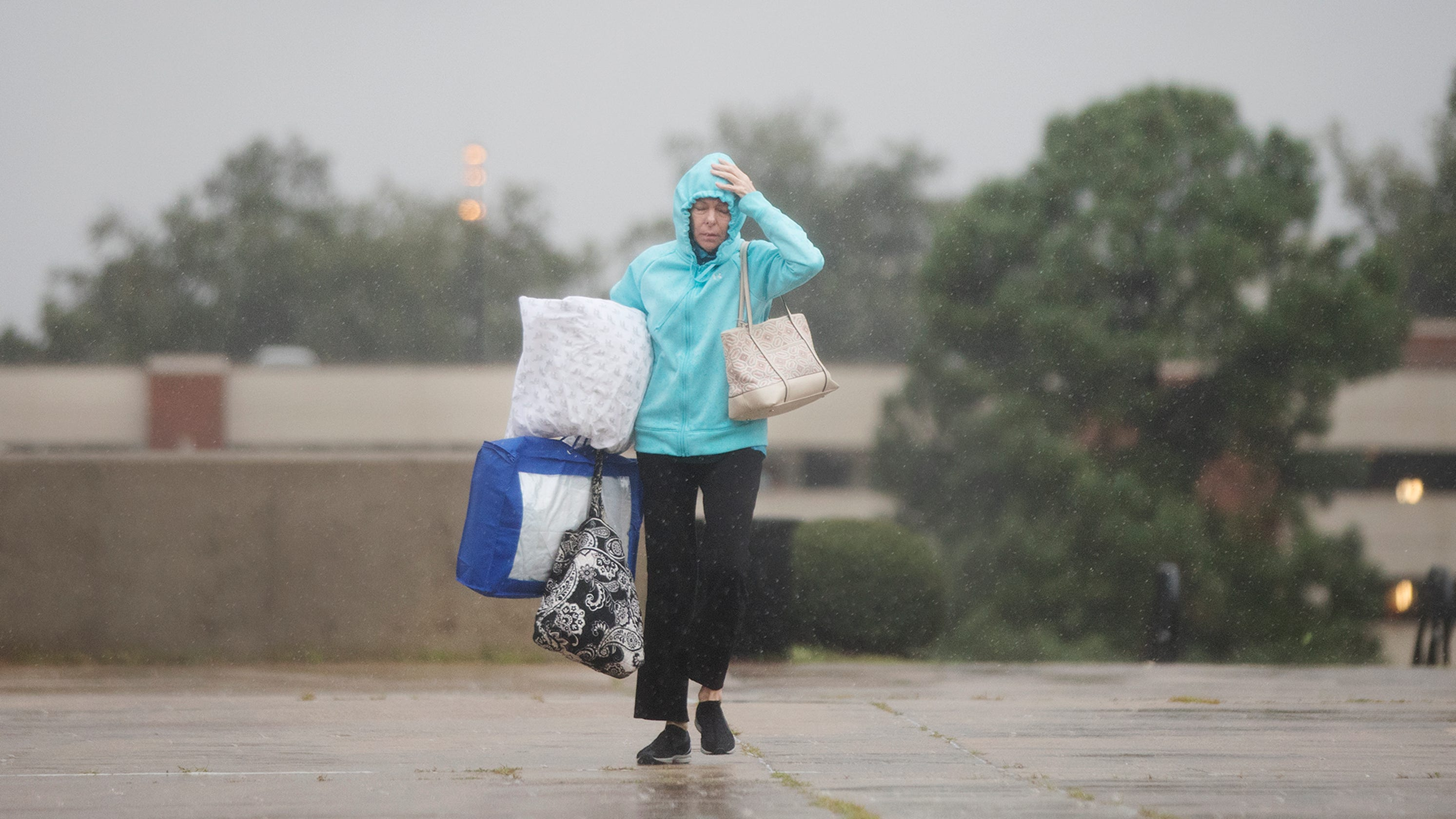 These videos show Hurricane Michael's wrath as it hits Florida's Panhandle, Big Bend