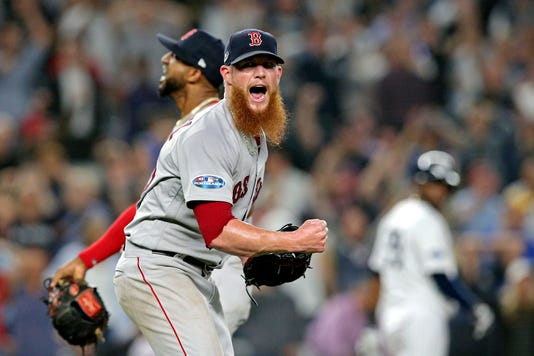 Mlb Alds Boston Red Sox At New York Yankees