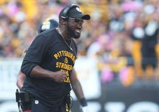 Nfl Atlanta Falcons At Pittsburgh Steelers