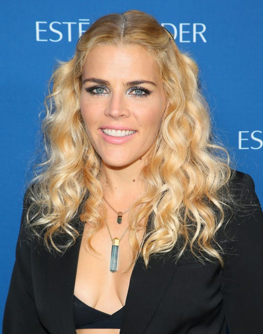 "Busy Philipps has some thoughts about a recent interview with ""The Hollywood Reporter.""(Photo: JEAN-BAPTISTE LACROIX/AFP/Getty Images)"