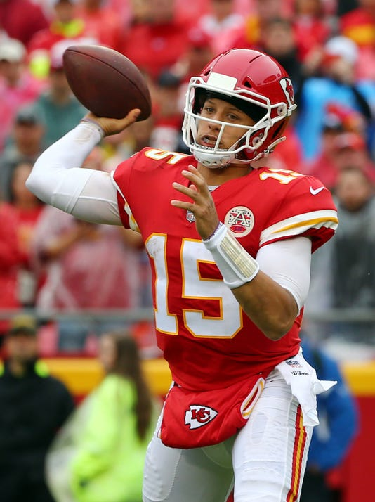 Nfl Jacksonville Jaguars At Kansas City Chiefs