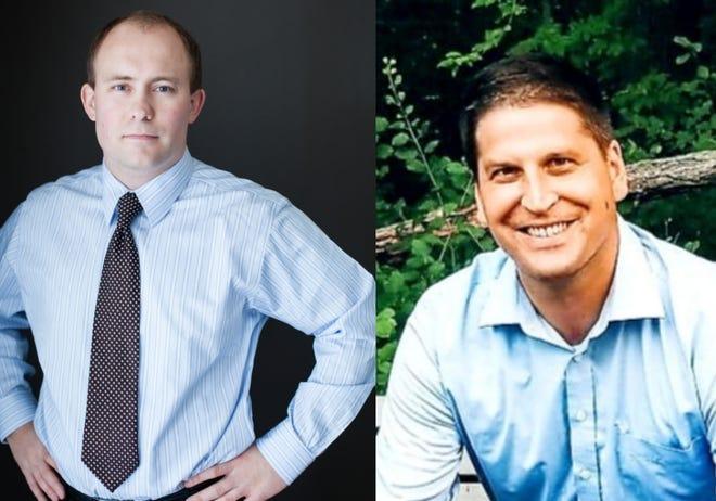 Ron Tusler and Scott Gavin