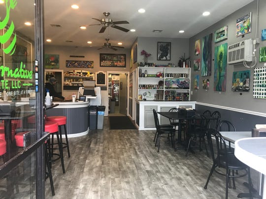 Alternative Plate, a food truck specializing in plant-based dishes, opened this summer as a brick-and-mortar restaurant in Lake Como.