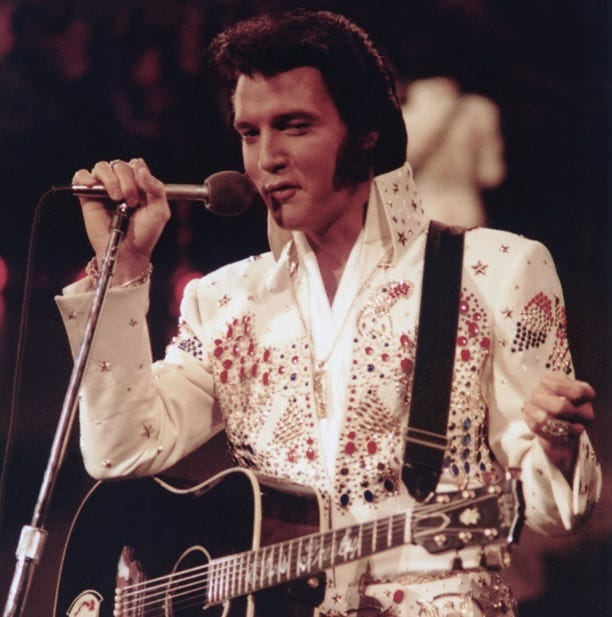 Answer Man: Elvis Presley's guitar sold by local owner?