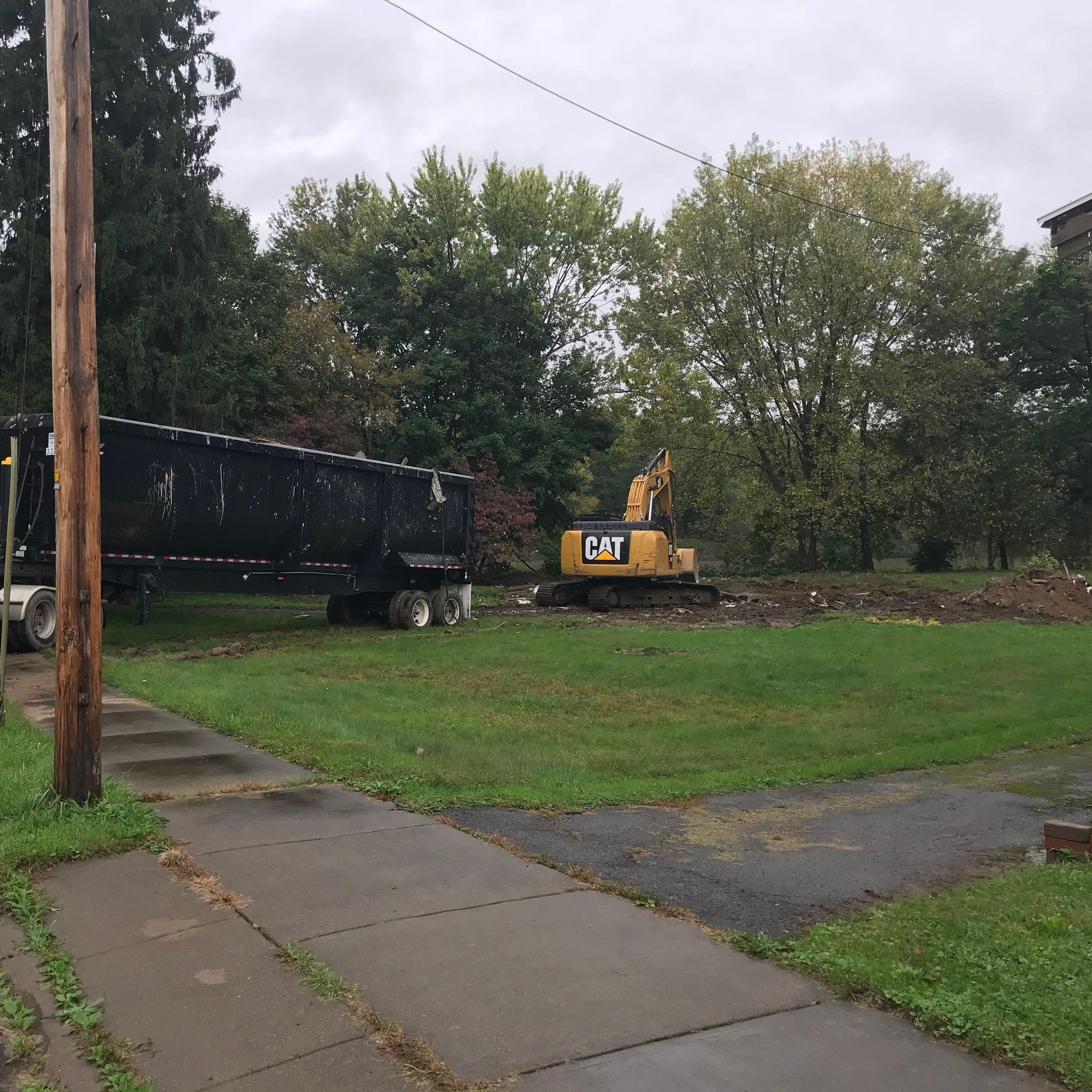 14 flood-prone properties in Binghamton to be demolished