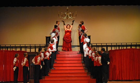 "Owego Free Academy produced ""Hello, Dolly!"" in February of 2018."