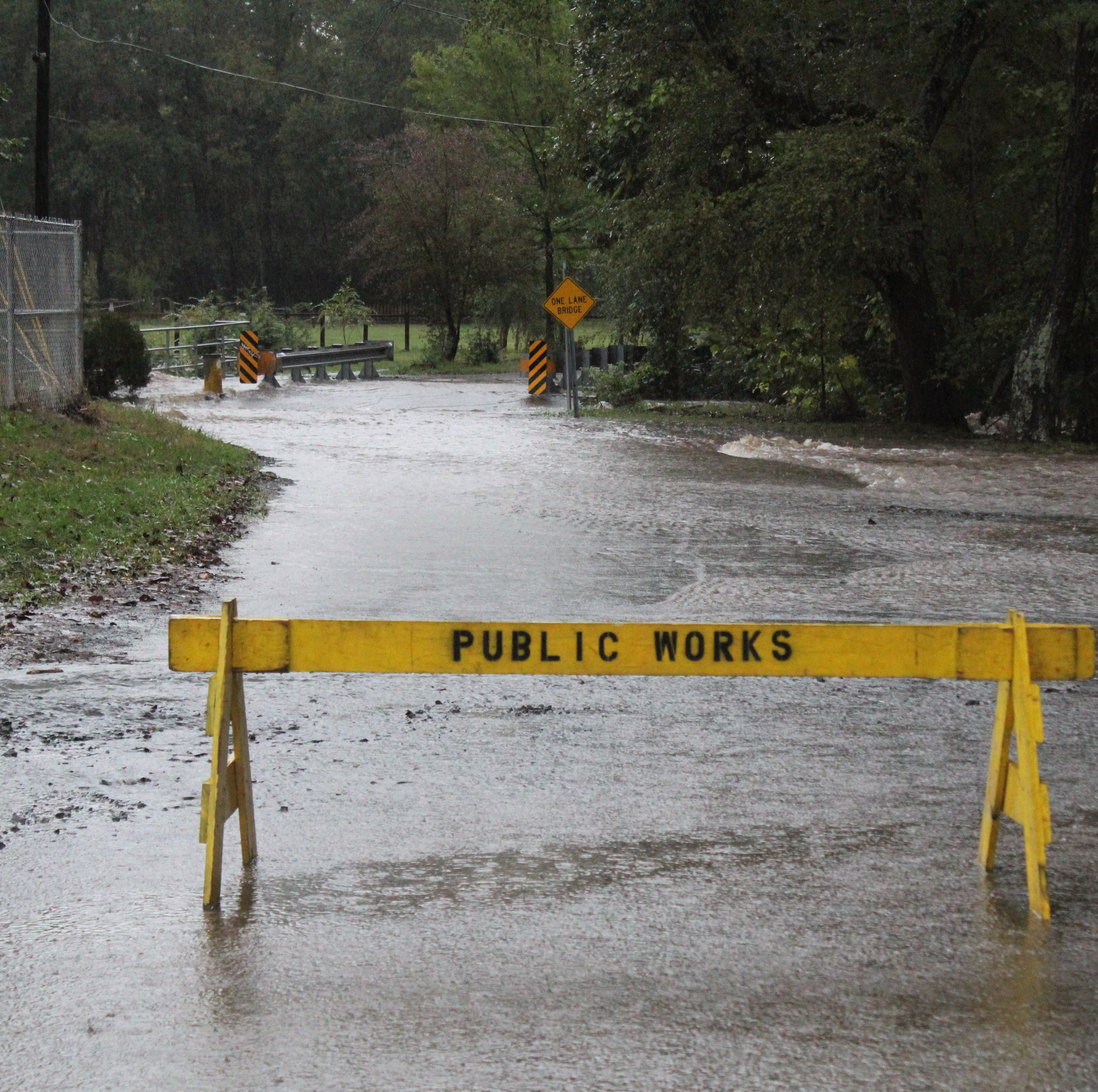 UPDATE: Michael brings flooding to Swannanoa Valley, prompts early release in district