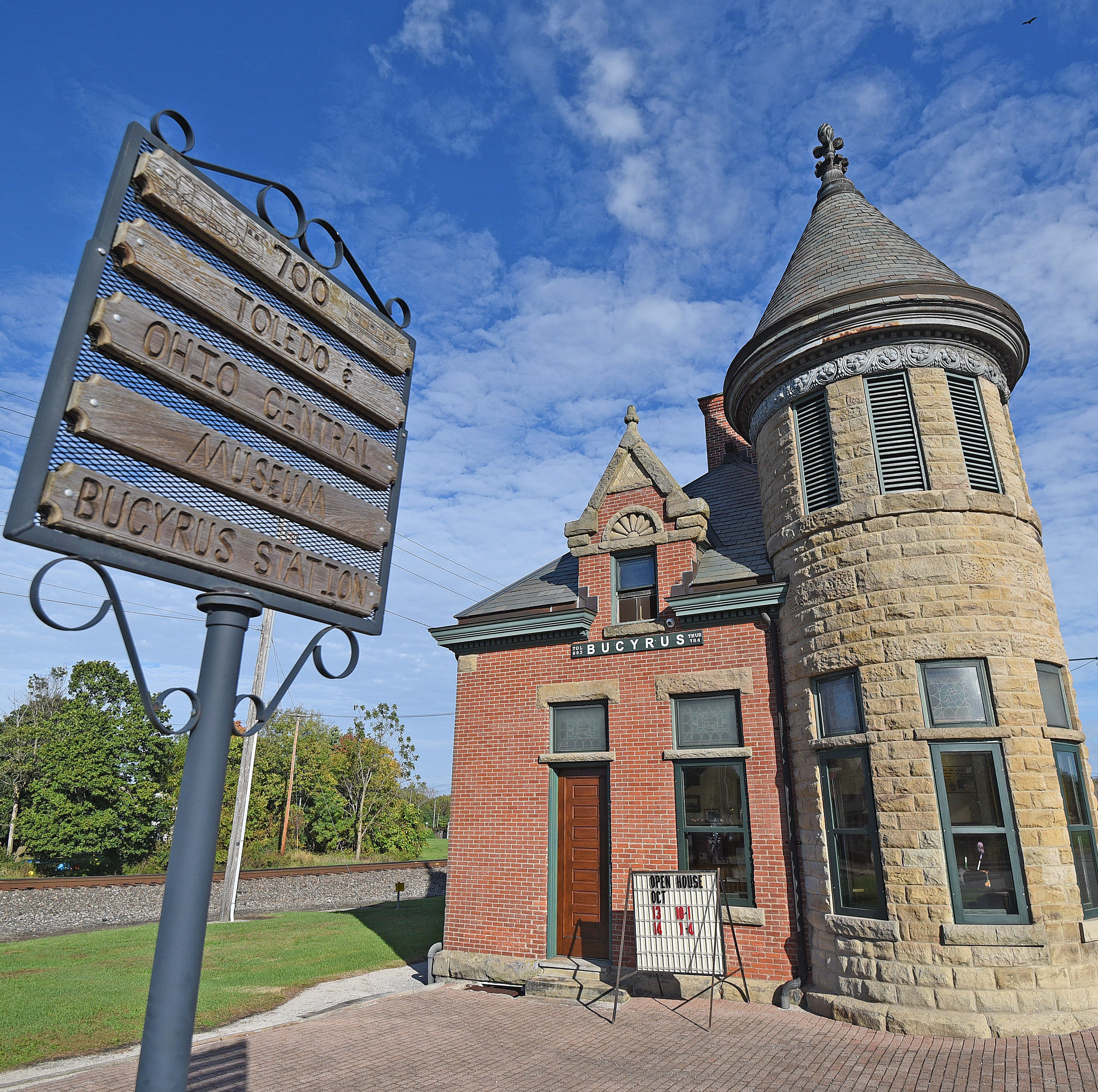 Bucyrus to celebrate restoration of train station