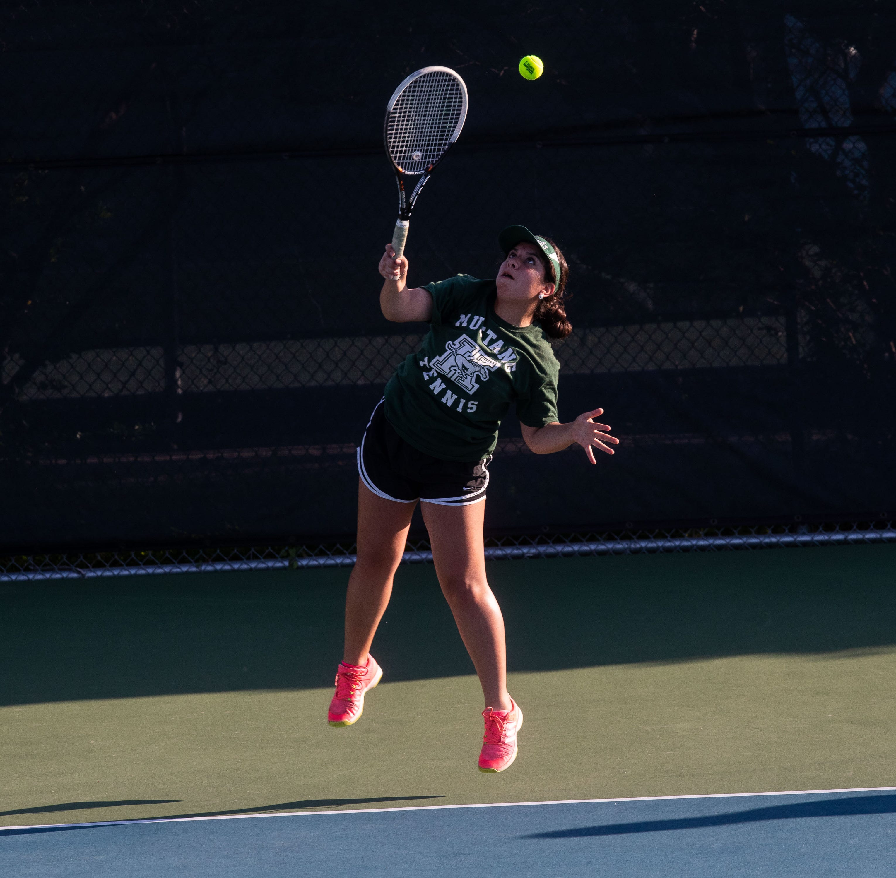 Updated high school volleyball results and tennis playoff results