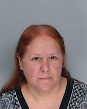Maria Recio was arrested about 1 p.m. Thursday at Martin Middle School.