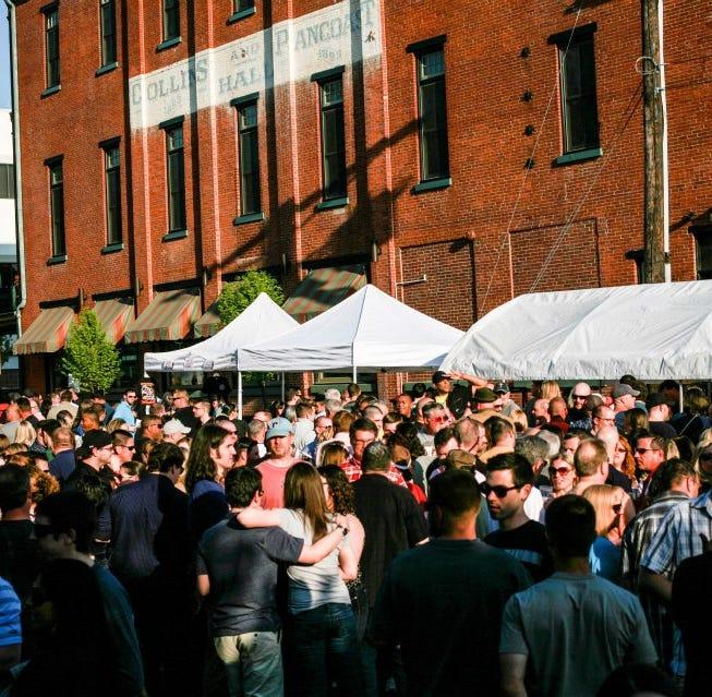 10th annual Blue Monkey FallFest will aid Merchantville first responders