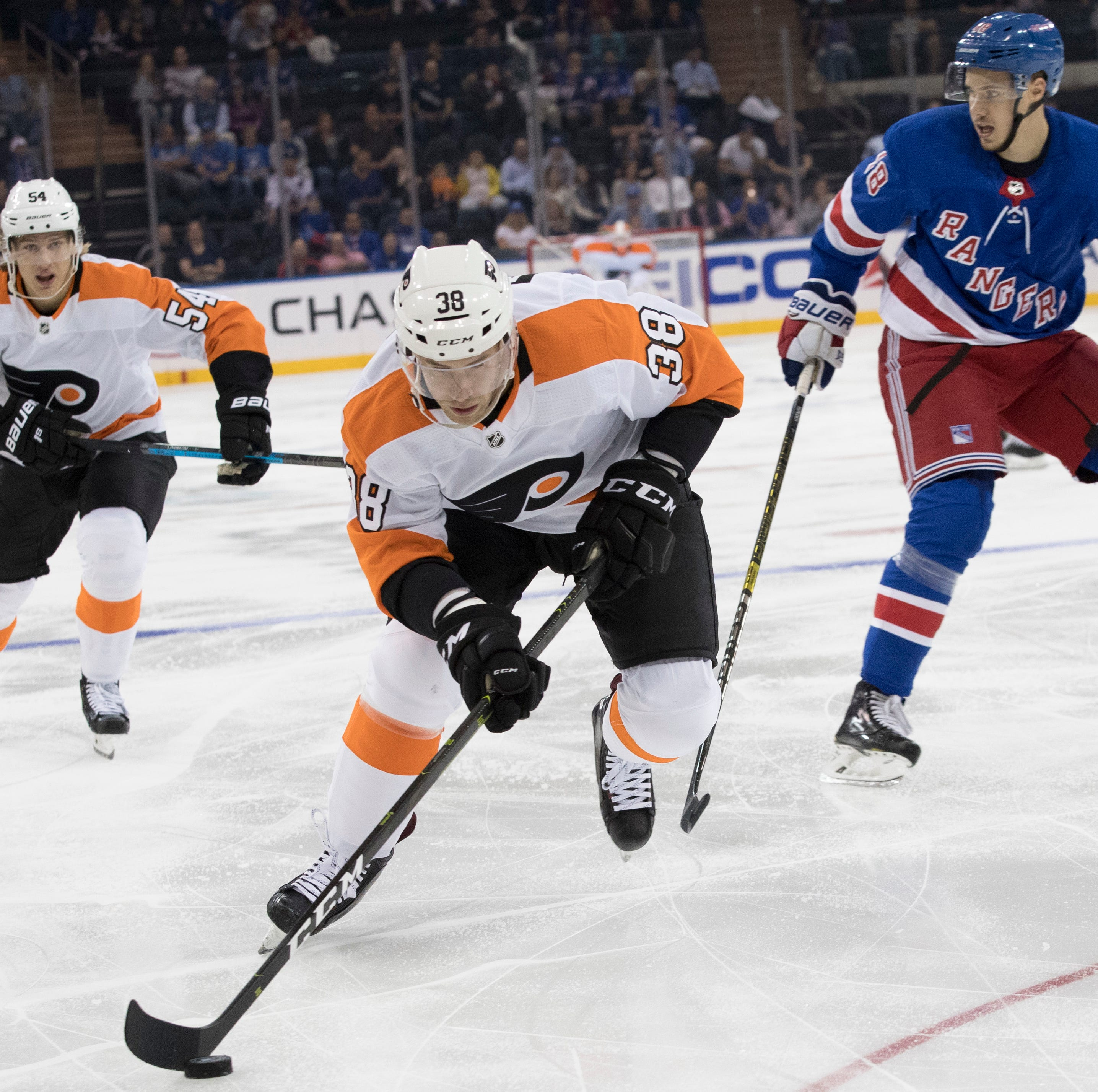Corban Knight may return soon; can he help Flyers' penalty kill?